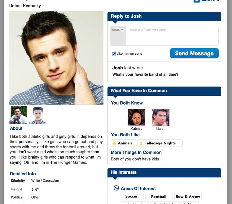 examples great online dating profiles Nem is founded by world famous online dating expert, joshua pompey, who has been helping online daters to find success with online dating since 2009 at a success rate of over 99% and has been repeatably been referred to as the best online dater in the world.